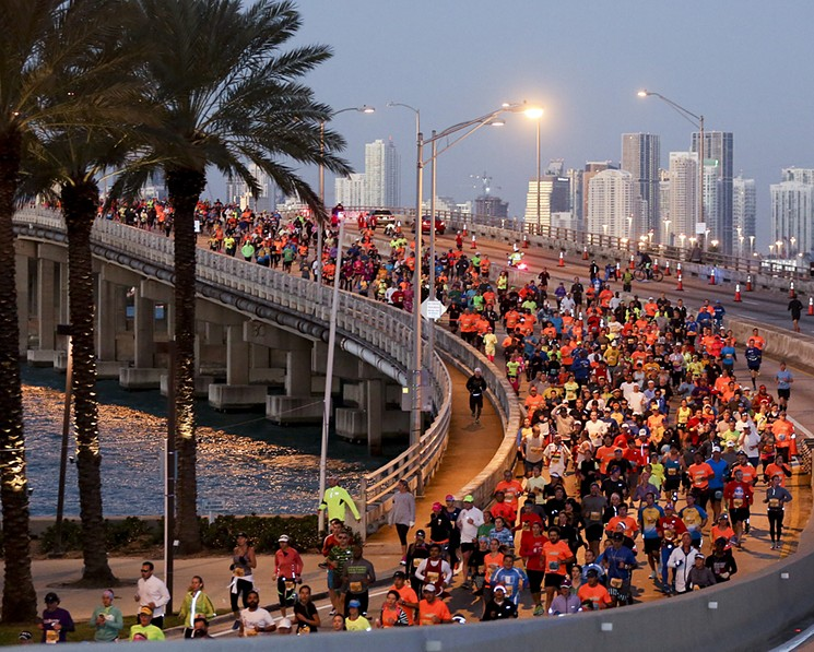 9 Tips for Miami Marathon Race Week