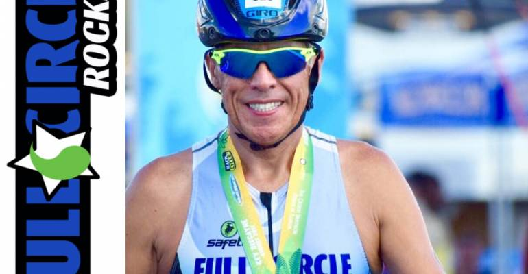 Miguel Petrizan achieves Rockstar Triathlete Success: Miami's Best Triathlon Coaching and Nutrition Program for Gaining Speed, Strength and Burning Fat