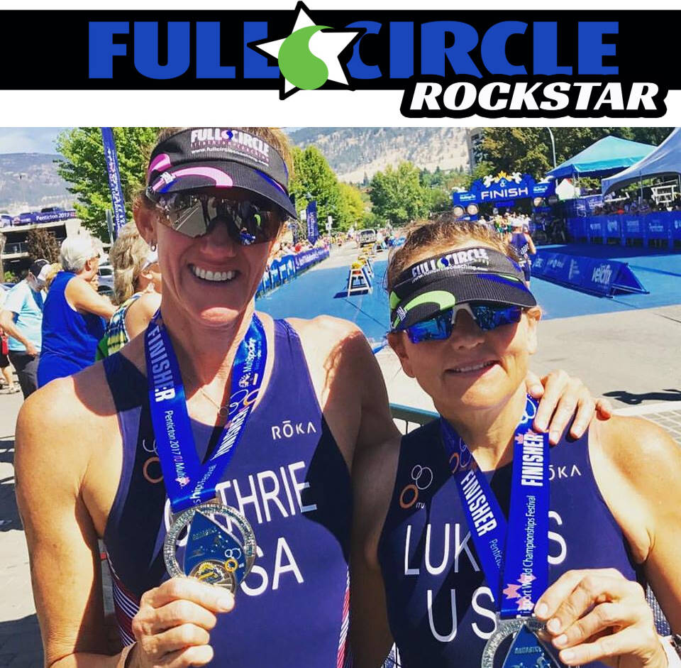 Rockstar Triathlon Success with Online Coaching: Pennsylvania Triathlete Monika Lukens coached by Miami's Best Online Triathlete Training Program.