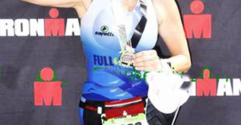Beda Molina achieves Rockstar Triathlete Success (2nd year in a row) and Places top 10 at Ironman Miami 70.3, 2017