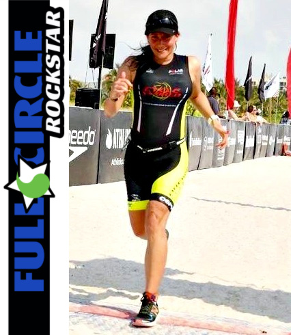 Christina Avila Achieves Rockstar Triathlete Success