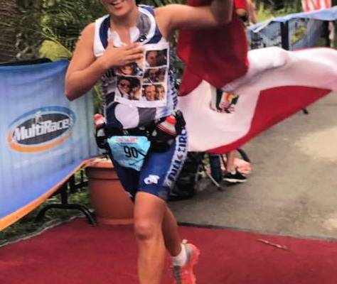 Rockstar Triathlete: Cindy Beuermann