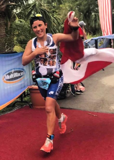 Rockstar Triathlete: Cindy Beuermann