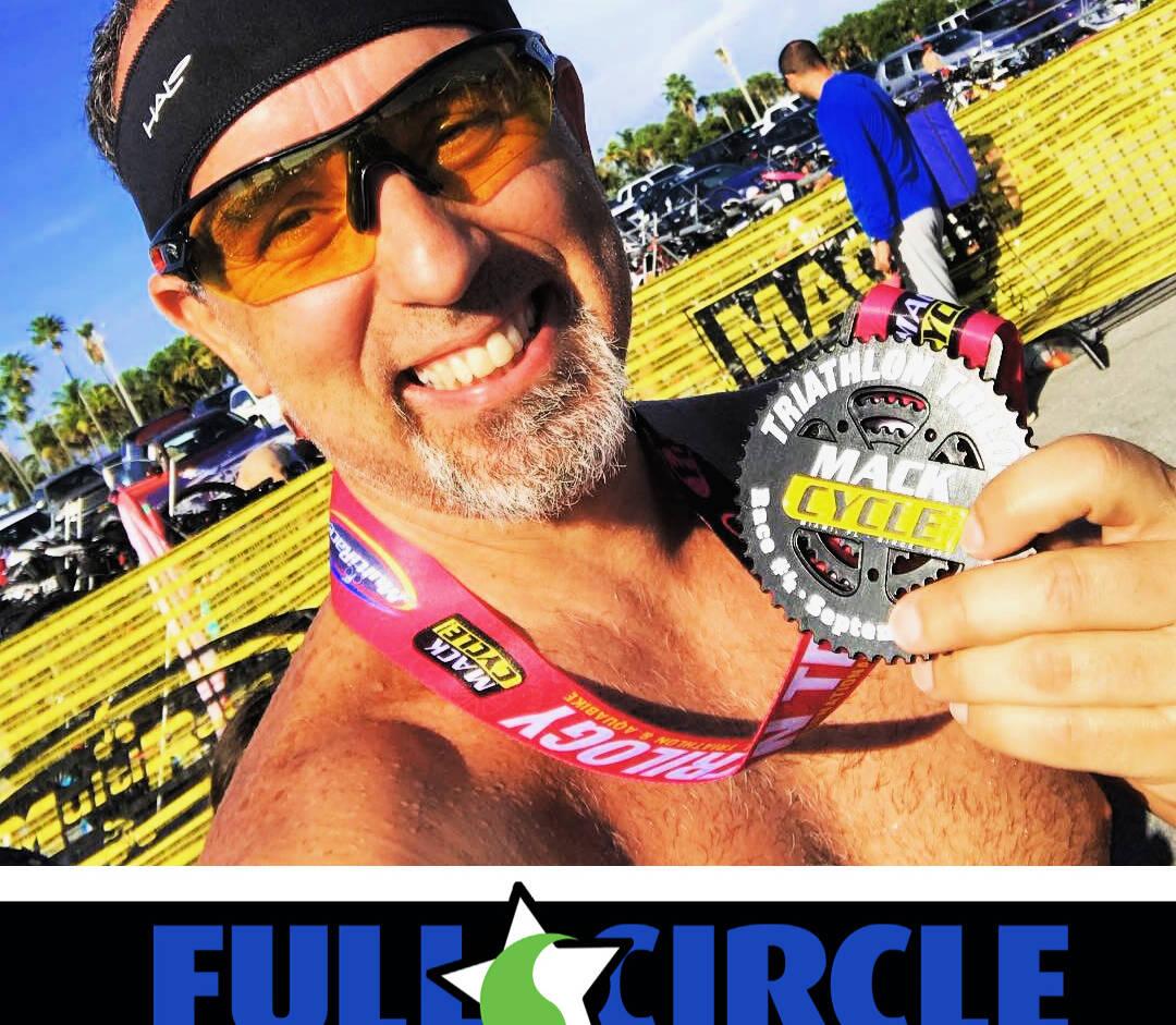 Rockstar Triathlete; Rafael Rodriguez Hoffman –