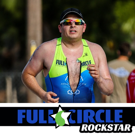 Rockstar Triathlete: Jose Daniel Blanco – Off the Fence, Into the Pool, Get Hooked