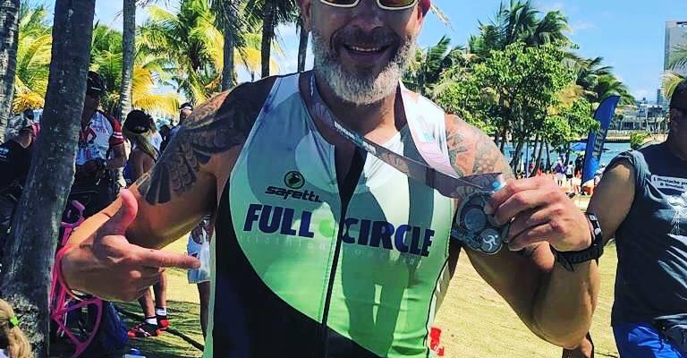 Rockstar Triathlete: Marco Martory