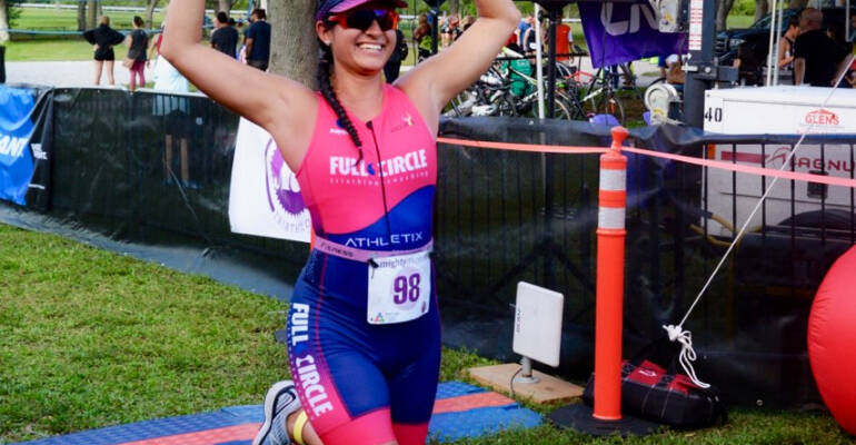 Rockstar Triathlete Liz Rodriguez