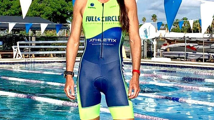 Rockstar Triathlete, Monica T. Burns