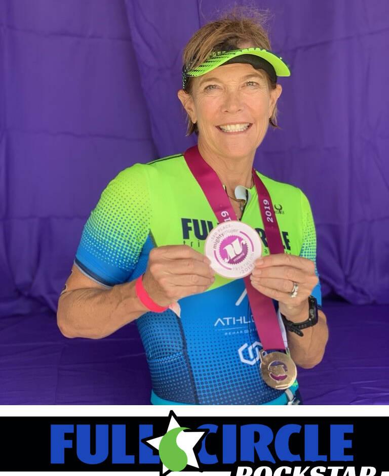 Rockstar Triathlete Allison Freeland