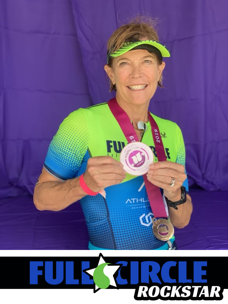 Rockstar Triathlete Allison Freeland