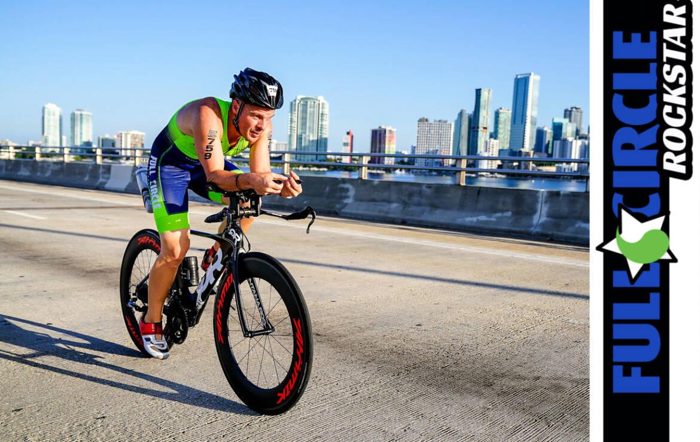 Rockstar Triathlete Richard Gomez