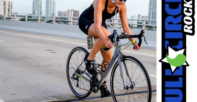 Rockstar Triathlete Jessica Medina