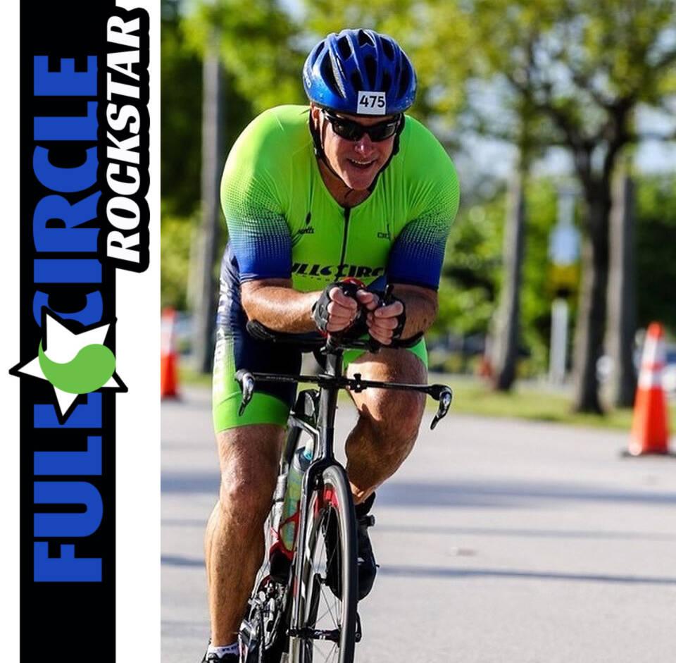 Rockstar Triathlete Steven Sabatino