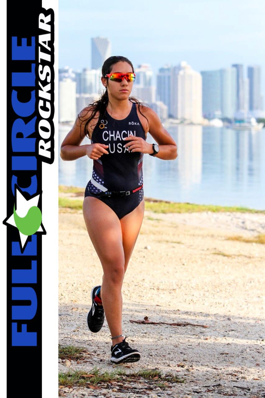 Rockstar Triathlete Gabriella Chacin