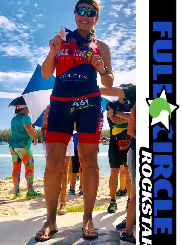 Rockstar Triathlete Olga Ulloa