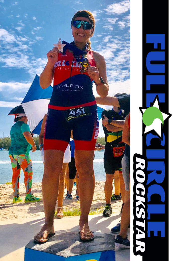 Rockstar Triathlete Olga Ulloa