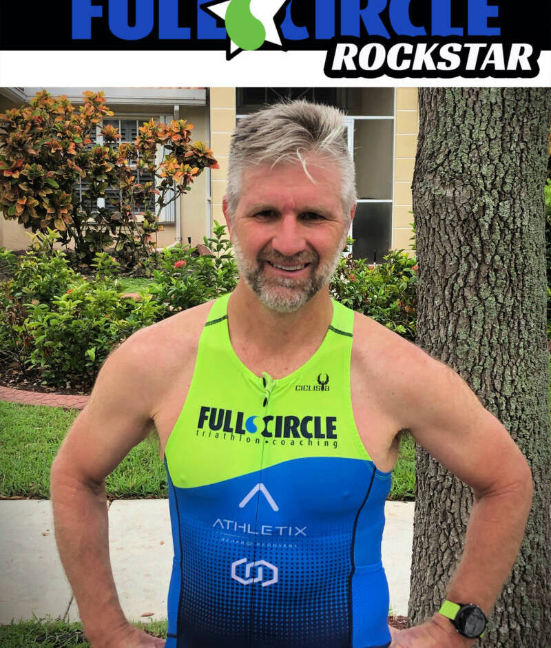 Rockstar Triathlete Hunter Tully