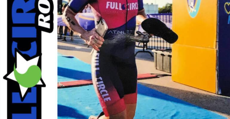 Rockstar Triathlete Mary Liz Olazabal