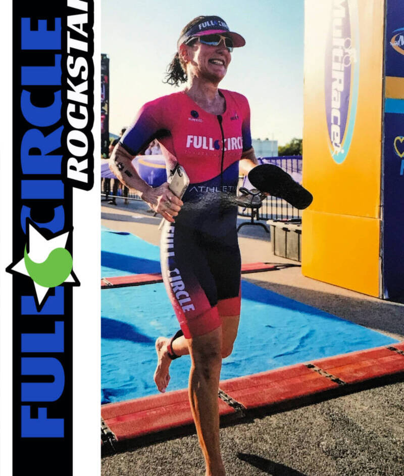 Rockstar Triathlete Mary Liz Olazabal