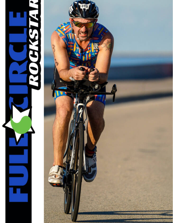 Rockstar Triathlete Michael Caputa
