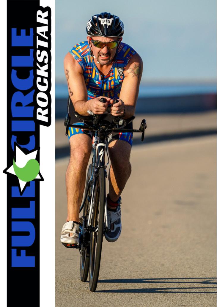 Rockstar Triathlete Michael Caputa