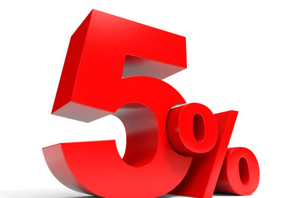 Will You be in the 5%