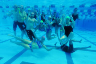 Get Back to Swim Training The Right Way