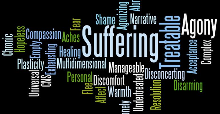 The origin of your pain & suffering