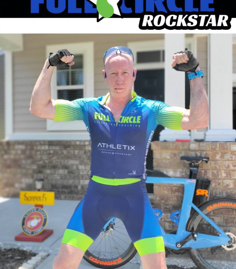 Rockstar Triathlete: John Dodds