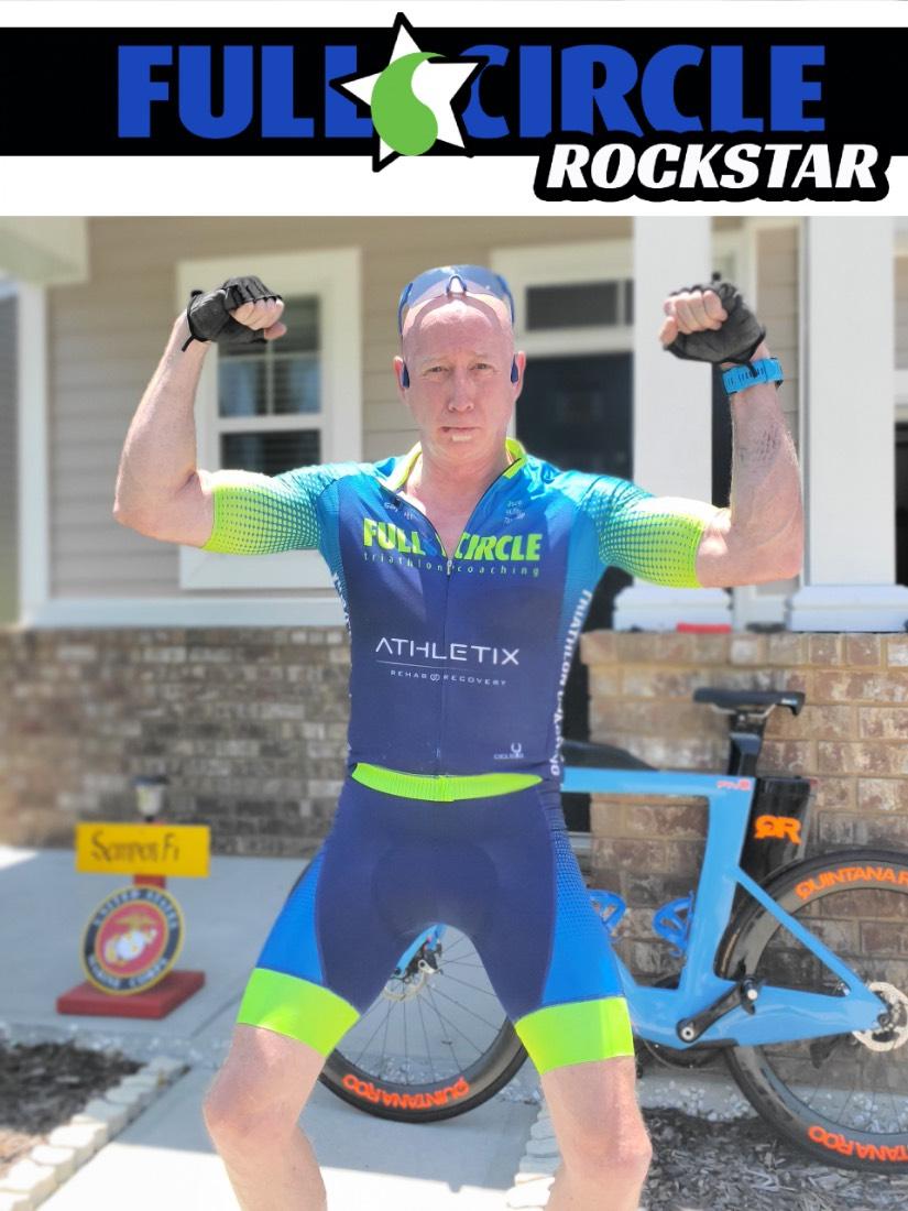 Rockstar Triathlete: John Dodds