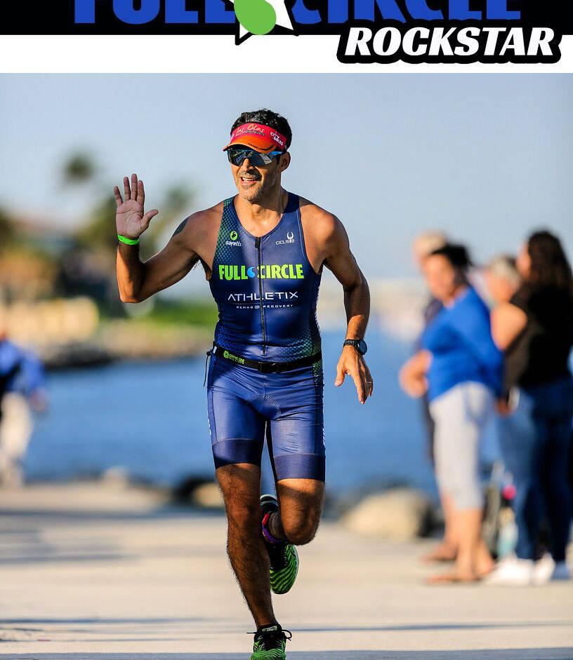 Rockstar Triathlete: Martin Pombo