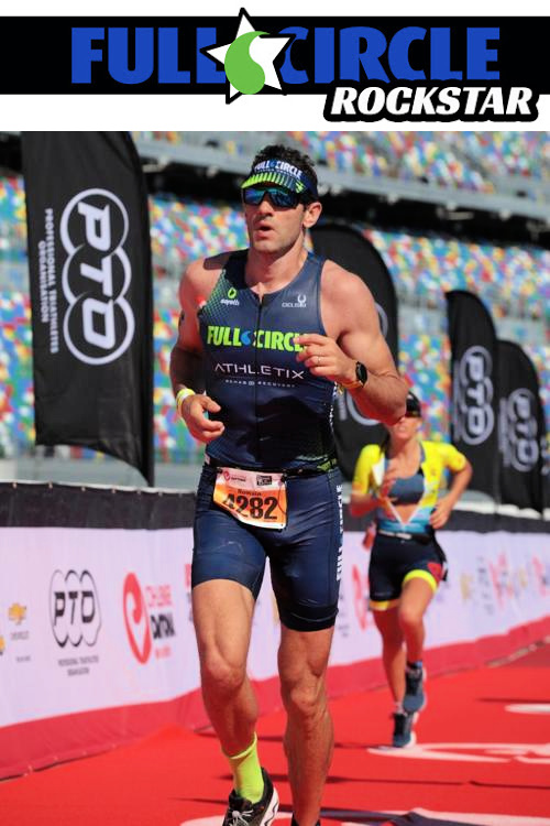 Rockstar Triathlete: Romain Ritter