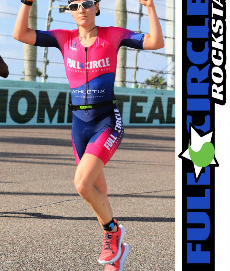 Rockstar Triathlete: Lily Harris