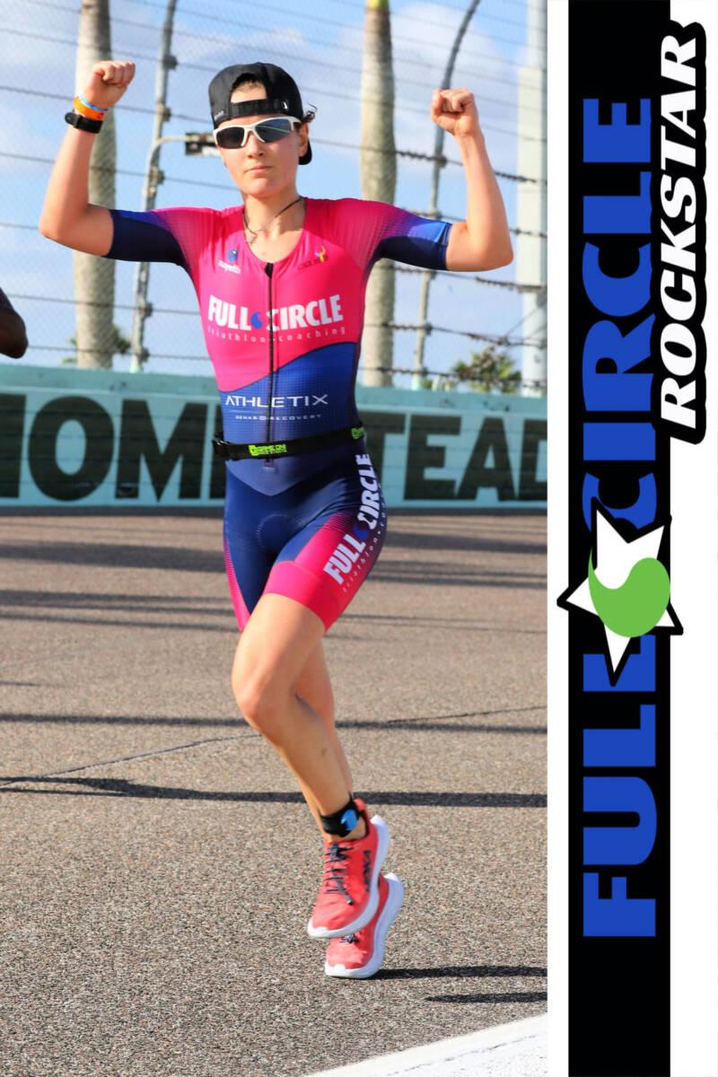 Rockstar Triathlete: Lily Harris