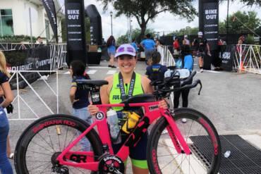 Rockstar Triathlete Jacquelyn Schwartz