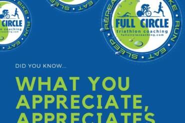 What You Appreciate, Appreciates