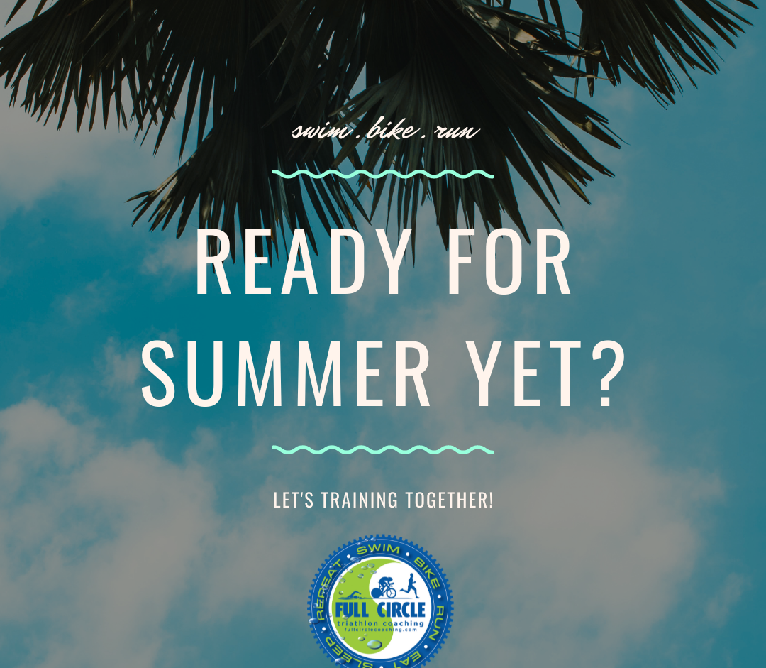 Ready for Summer Yet?