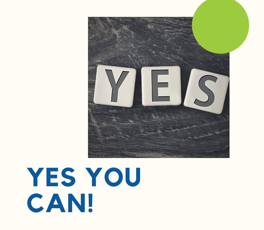 Yes you can do it
